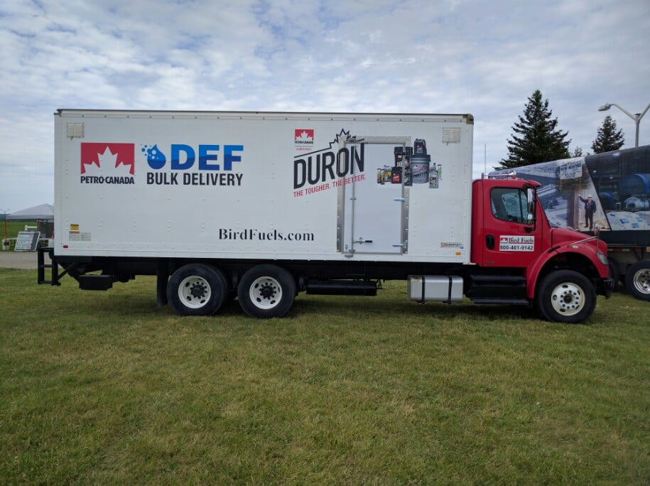 What Is Diesel Exhaust Fluid, And Who Needs It?