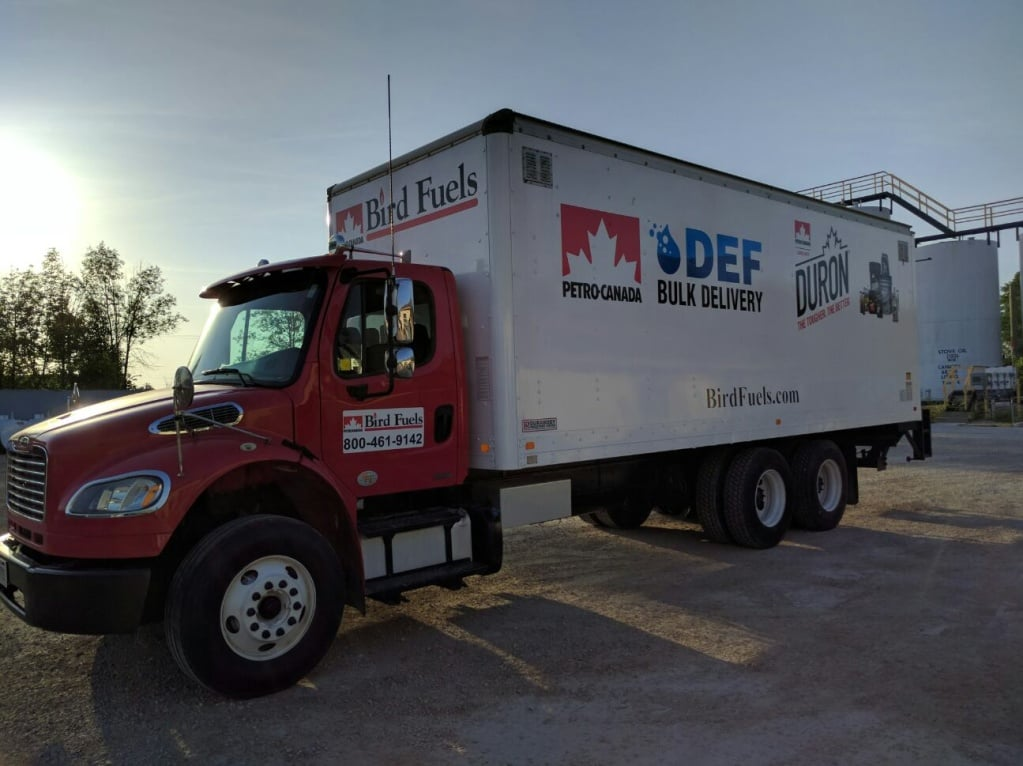 Everything You Need to Know About Bird Fuel's Diesel Exhaust Fluid (DEF) Delivery Program